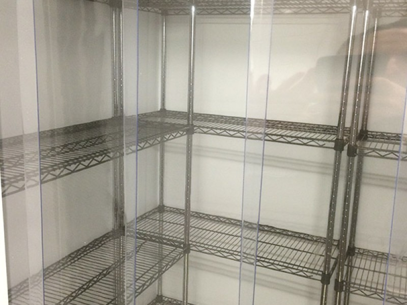 Commercial catering storage units