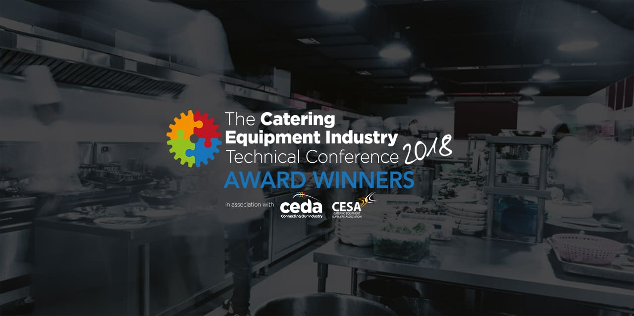 CESA and CEDA Technical Conference Award Winner