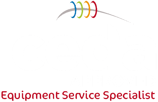 Accreditation to show we are CEDA Approved Equipment Service Specialist