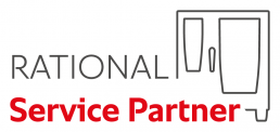 Rational Service Partner logo