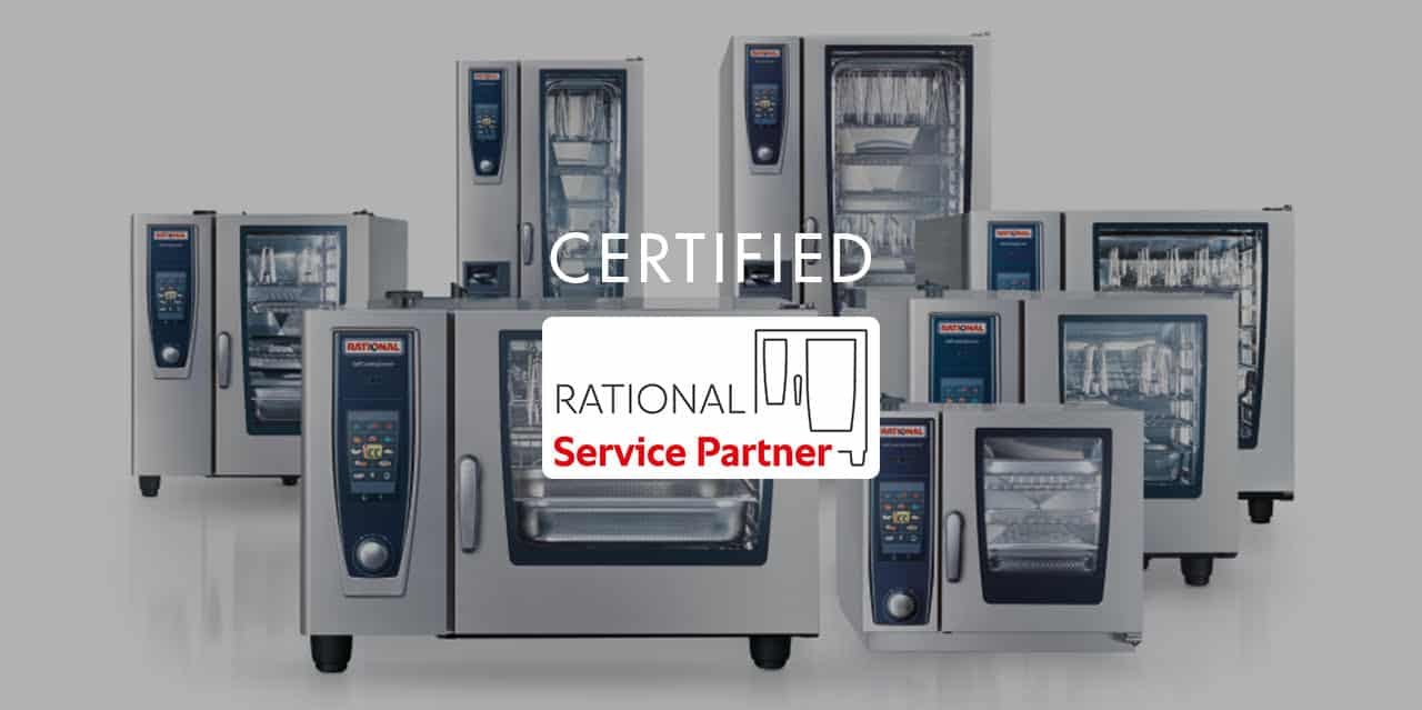 Accreditation to show we are an official Rational Service Partner